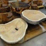 欅輪切り 銘木