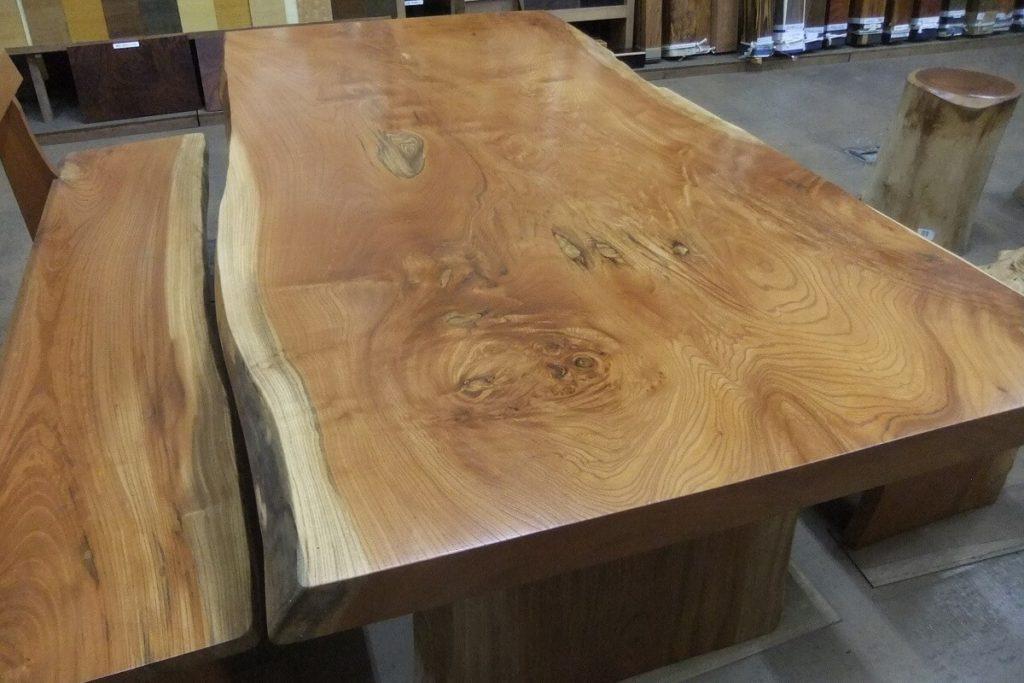 欅ダイニングテーブルセット