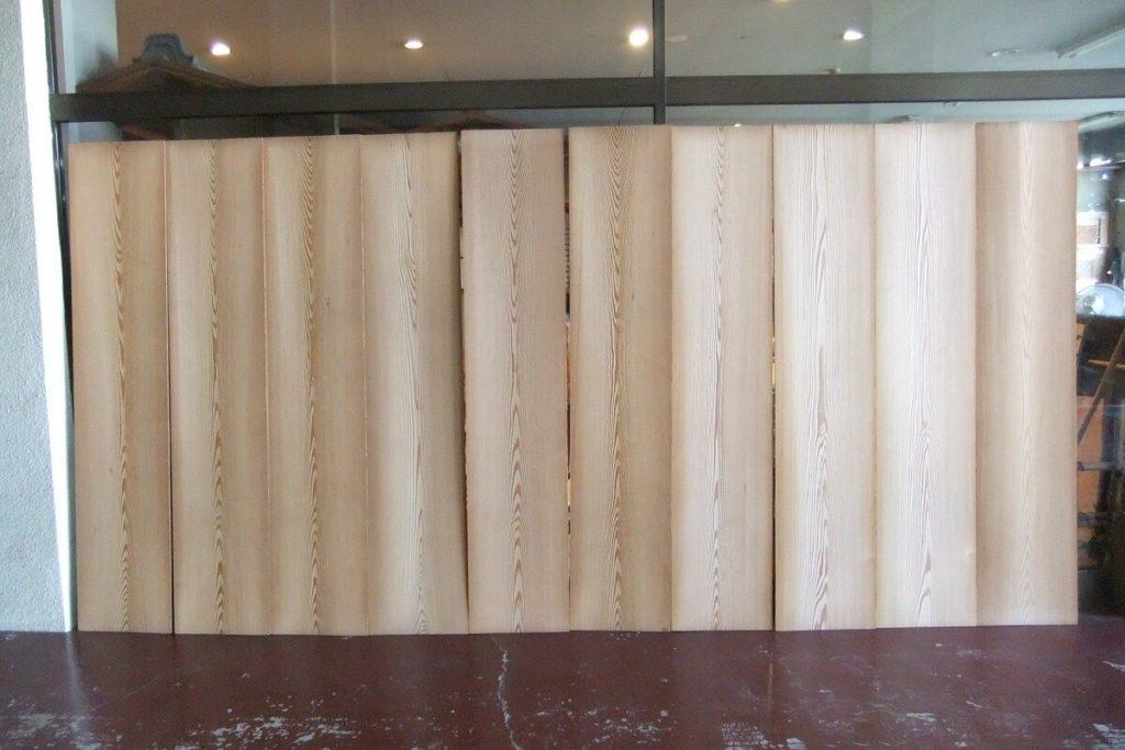 竿縁用 杉無垢天井板10004270